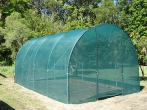 4.2m Shadecloth Tunnelhouse