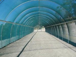 6.0m Shadecloth Tunnelhouse