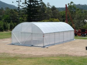 Vertical Wall Poly Tunnelhouse Hothouse